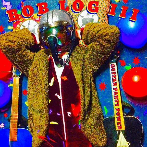 BOB LOG III, guitar party power cover
