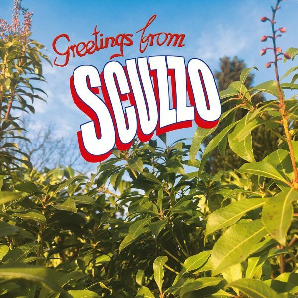 MANUEL SCUZZO, greetings from scuzzo cover