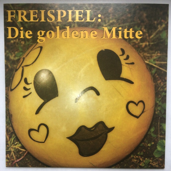 FREISPIEL, die goldene mitte cover