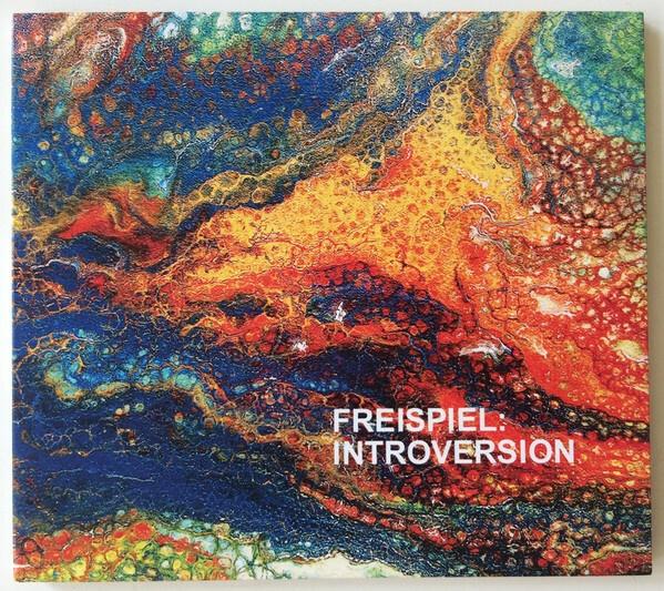FREISPIEL, introversion cover