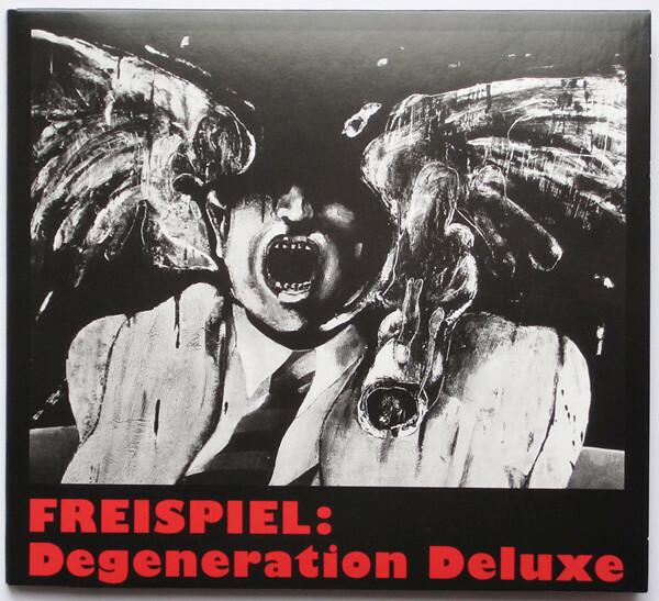 FREISPIEL, degeneration deluxe cover
