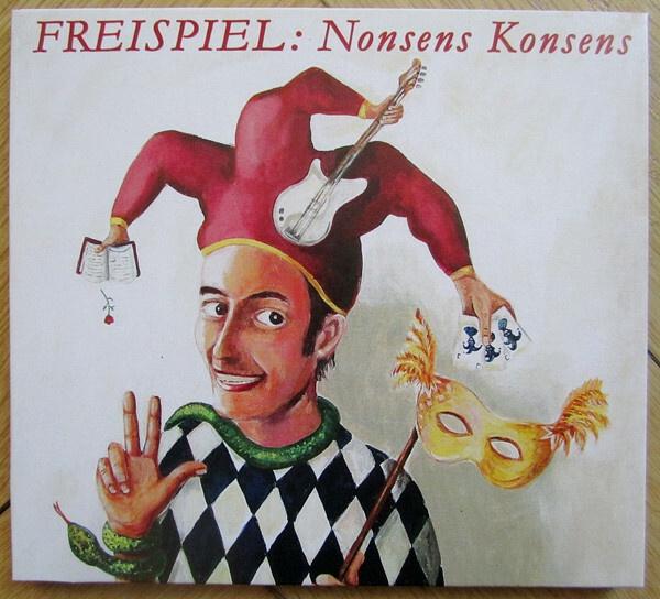 FREISPIEL, nonsens konsens cover