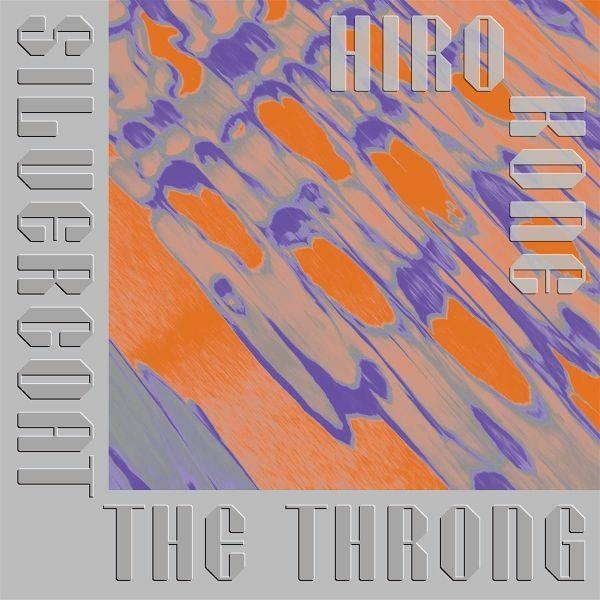 HIRO KONE, silvercoat the throng cover