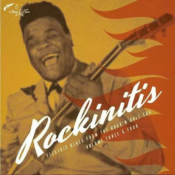 V/A, rockinitis 04 cover
