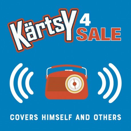 KÄRTSY 4 SALE, covers himself and others cover
