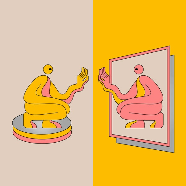 DJ SEINFELD, mirrors cover