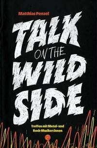 MATTHIAS PENZEL, talk on the wild side cover