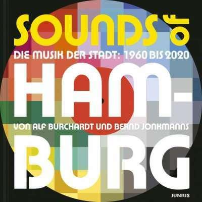 ALF BURCHARDT, sounds of hamburg cover