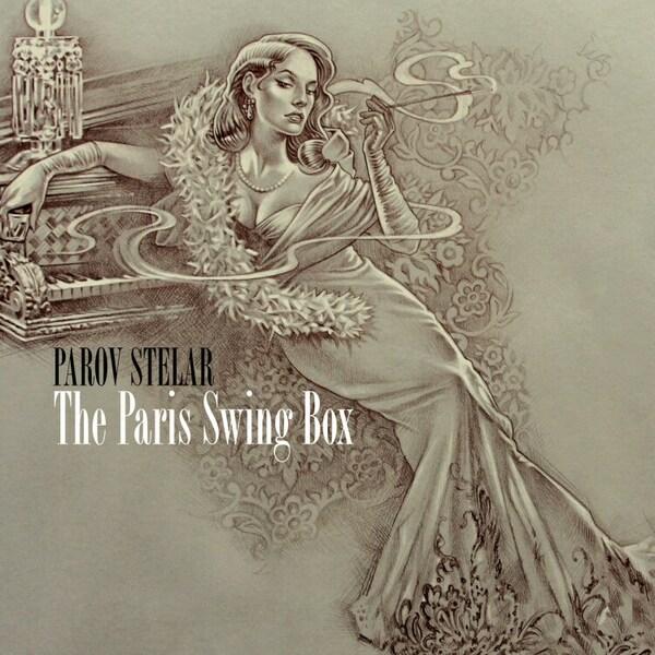 PAROV STELLAR, the paris swingbox cover