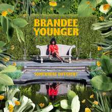 BRANDEE YOUNGER, somewhere different cover