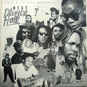 V/A, ossie thomas presents best dancehall (used) cover