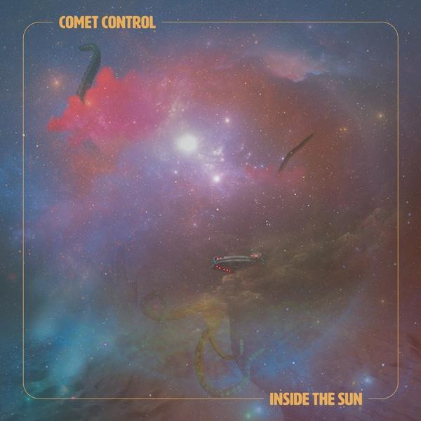 COMET CONTROL, inside the sun cover