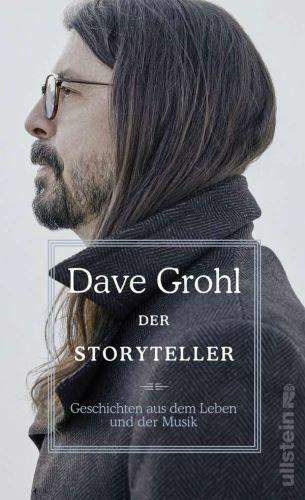 DAVE GROHL, der storyteller cover