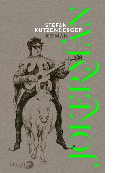 STEFAN KUTZENBERGER, jokerman cover