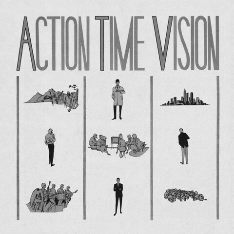 ALTERNATIVE TV, action time vision cover