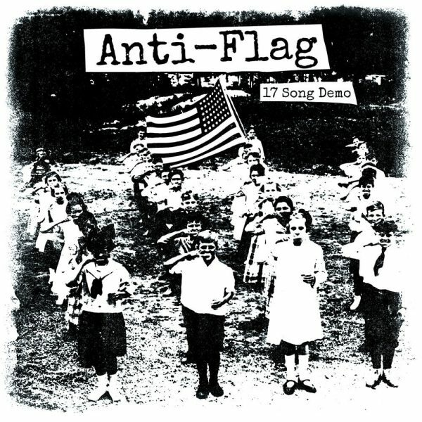 ANTI-FLAG, 17 song demo cover