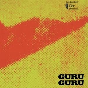 GURU GURU, ufo cover