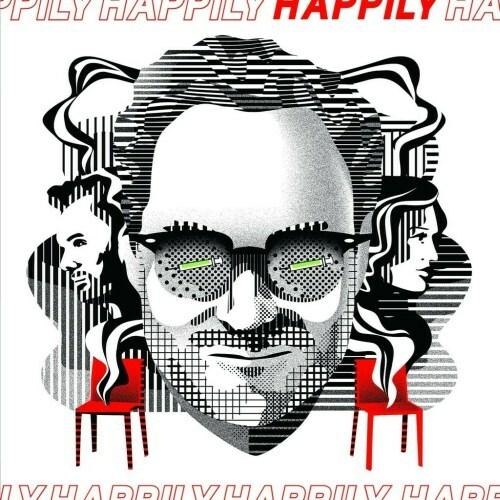 O.S.T. (JOSEPH TRAPANESE), happily cover