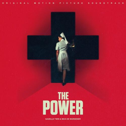 O.S.T. (GAZELLE TWIN & MAX DE WARDENER), the power cover
