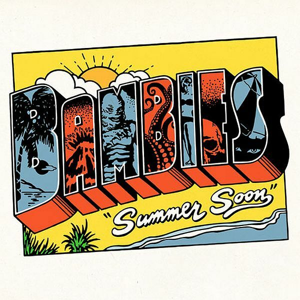 BAMBIES, summer soon cover