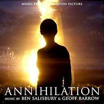 O.S.T. (BEN SALISBURY & GEOFF BARROW), annihilation cover