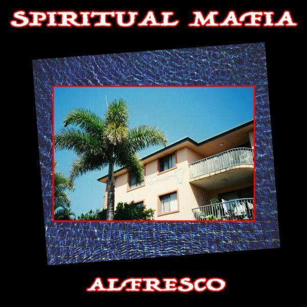 SPIRITUAL MAFIA, al fresco cover