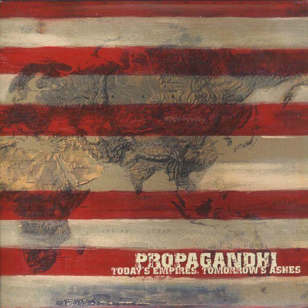 PROPAGANDHI, today´s empires, ... - green vinyl cover