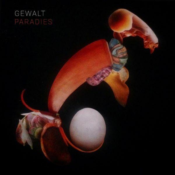 GEWALT, paradies (deluxe) cover