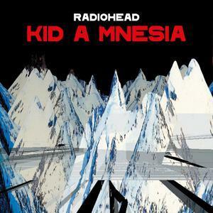 RADIOHEAD, kid a mnesia (black vinyl) cover