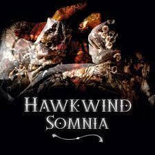 HAWKWIND, somnia cover
