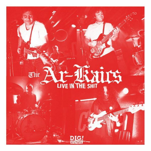 AR-KAICS, live in the shit cover