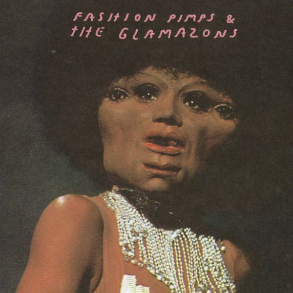 FASHION PIMPS AND THE GLAMAZONS, jazz for johnny cover
