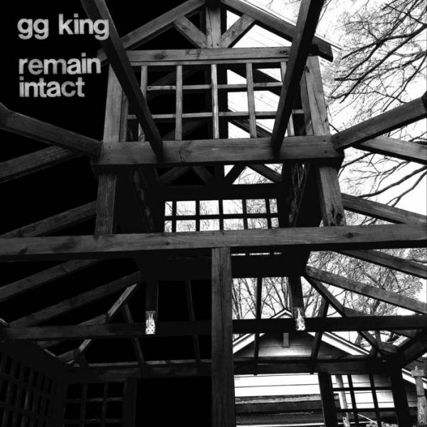 GG KING, remain intact cover