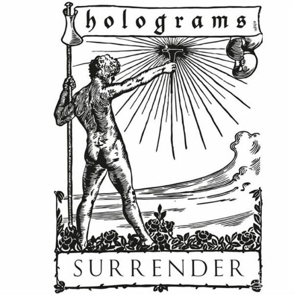 HOLOGRAMS, surrender cover