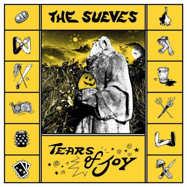 SUEVES, tears of joy cover