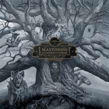 MASTODON, hushed and grim cover