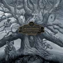 MASTODON, hushed and grim (clear vinyl) cover