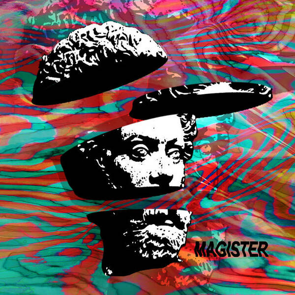 MAGISTER, s/t cover