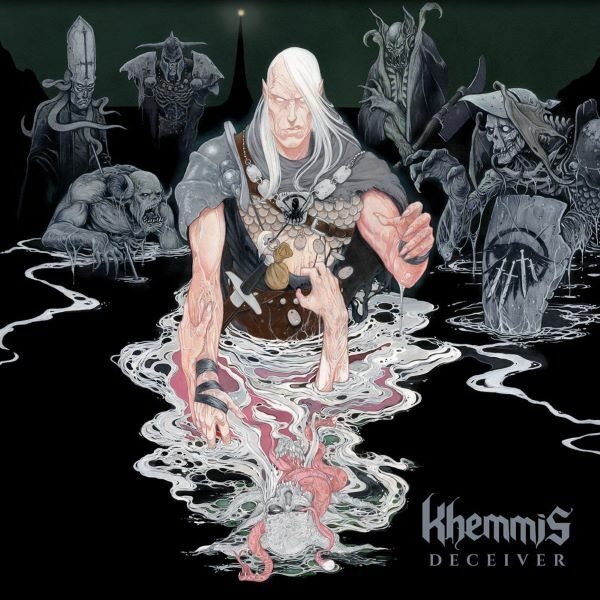 KHEMMIS, deceiver cover