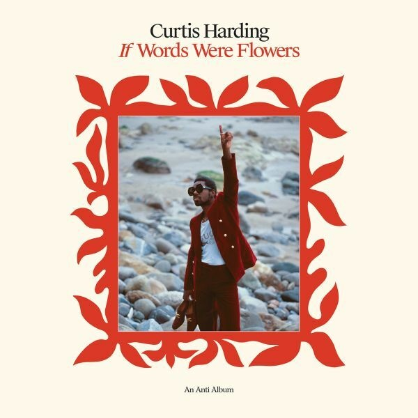 CURTIS HARDING, if words were flowers cover