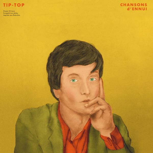 JARVIS COCKER, chansons d´ennui tip-top cover