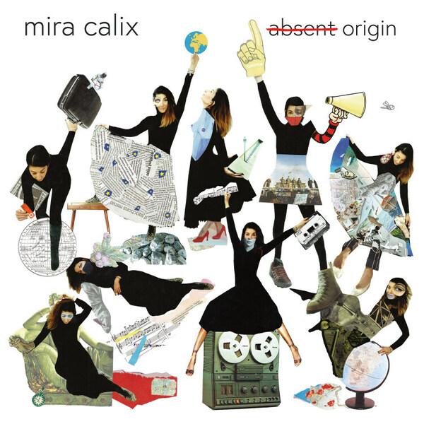 MIRA CALIX, absent origin cover