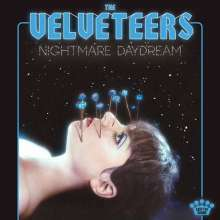 VELVETEERS, nightmare daydream cover