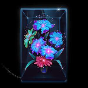 XENIA RUBINOS, una rosa cover
