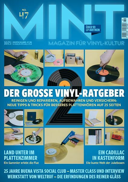 MINT, # 47 cover