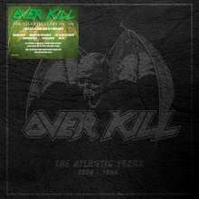OVERKILL, the atlantic years 1986-1996 cover