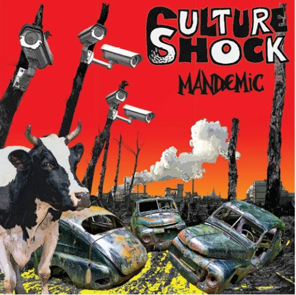 CULTURE SHOCK, mandemic cover