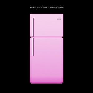 BIKINI DEATH RACE, refrigerator cover