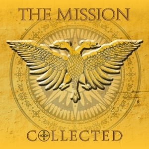 THE MISSION, collected cover
