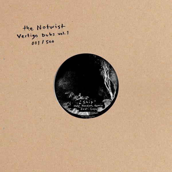 NOTWIST, vertigo dubs vol. 1 cover